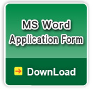 MS Word Application Form